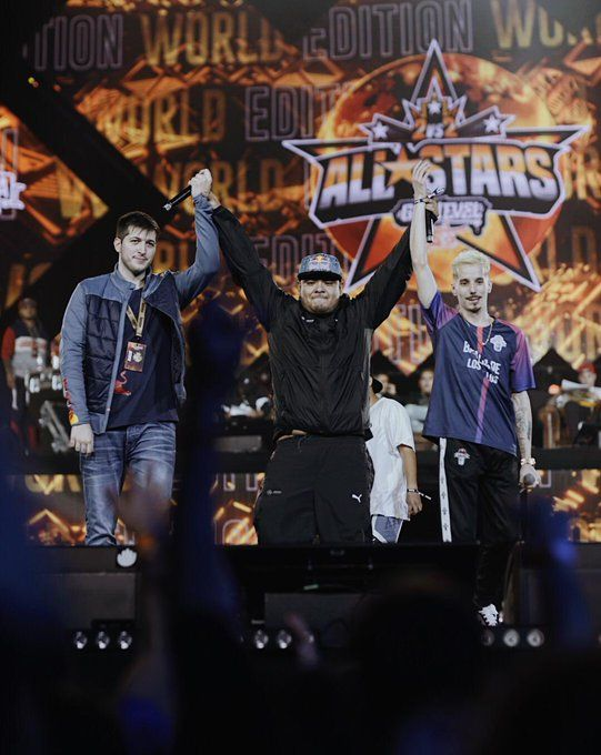 Chuty y Skone son los campeones de la God Level All Stars 2vs2 World Edition 2020