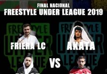 Final Freestyle Under League 2019