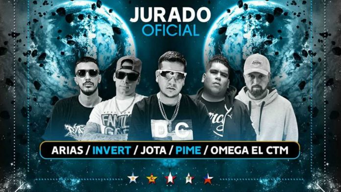 Jurado de la God Level All Stars 2020 Chile