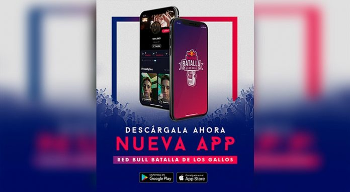 Descarga la nueva app de Red Bull