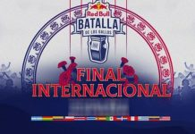La Final Internacional no será en Chile